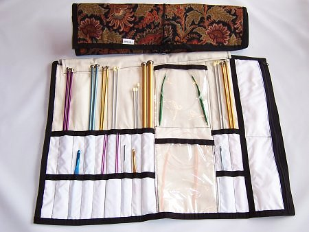 Knit Kit - Knitting Needle Storage Case