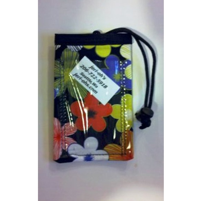Fabric Travel Bag Tag