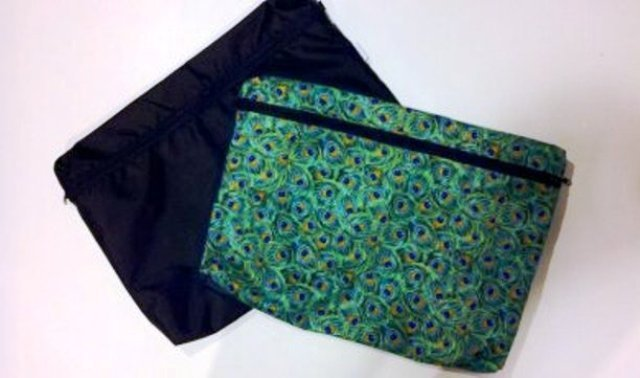 3 Pocket Lingerie Bag